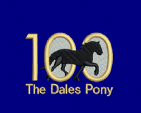 Dales Pony Adults Unisex Polo Shirt